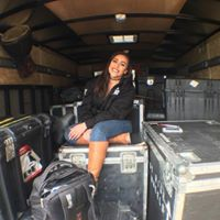 Sarah Lari's Profile on Staff Me Up